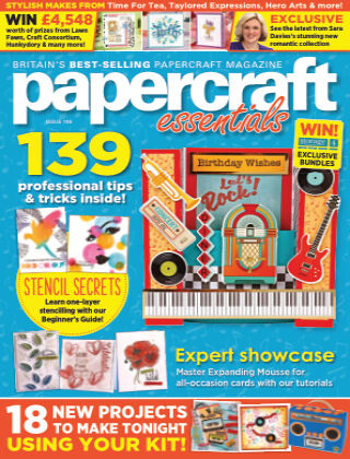 Papercraft Essentials ISSUE199