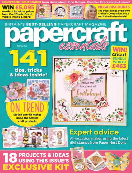 Papercraft Essentials June 24, 2021 00:00