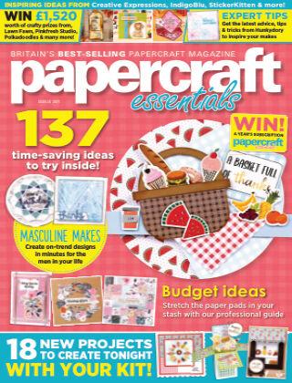 Papercraft Essentials ISSUE201