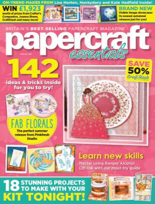 Papercraft Essentials ISSUE202