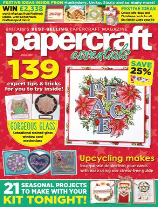 Papercraft Essentials ISSUE203