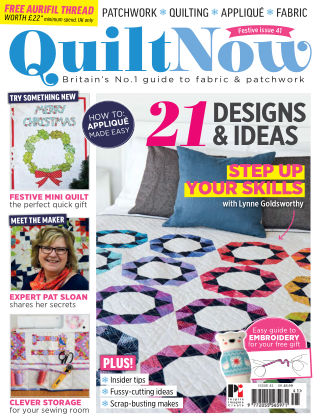 Quilt Now Issue 41
