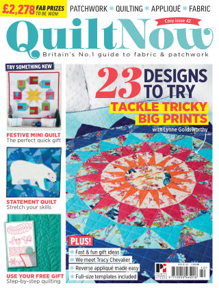 Quilt Now Issue 42