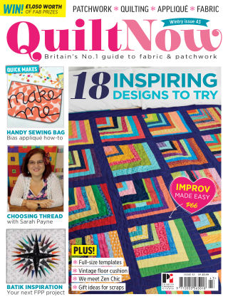 Quilt Now Issue 43