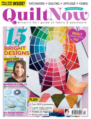 Quilt Now Issue 44