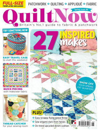 Quilt Now Issue 46
