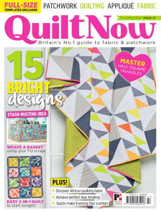 Quilt Now Issue 47