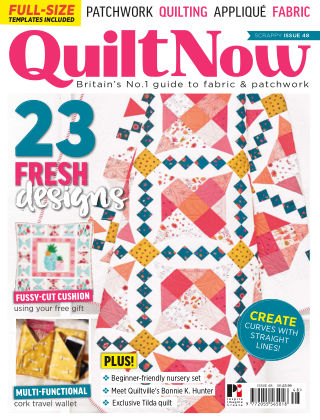 Quilt Now Issue 48