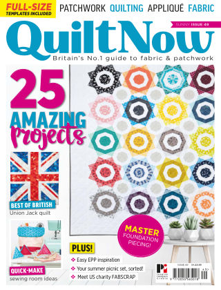 Quilt Now Issue 49