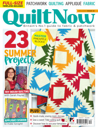 Quilt Now ISSUE52