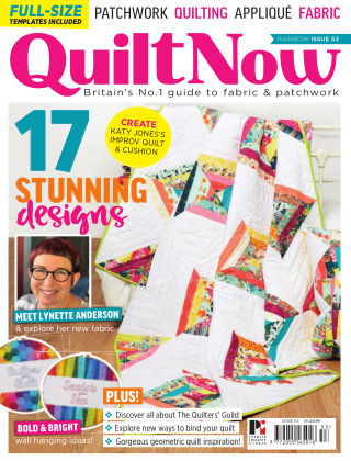 Quilt Now ISSUE53