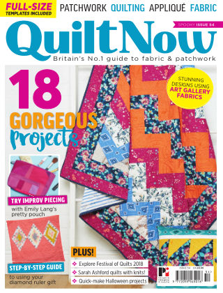 Quilt Now ISSUE 54