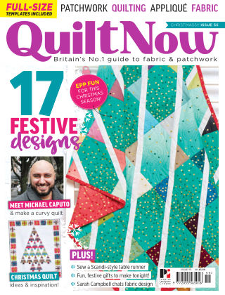 Quilt Now ISSUE55
