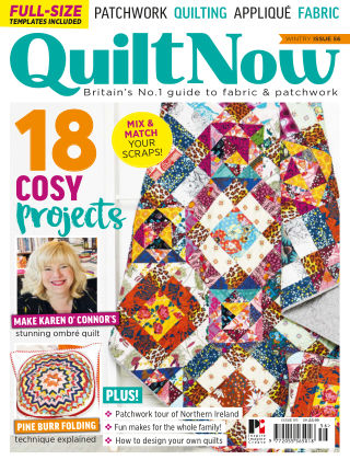 Quilt Now ISSUE56