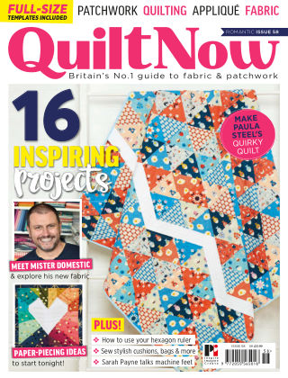 Quilt Now ISSUE58