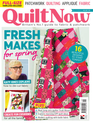 Quilt Now ISSUE59