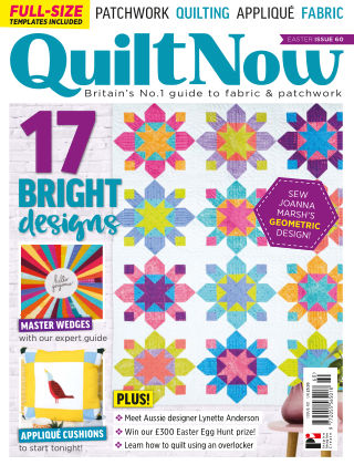 Quilt Now ISSUE60