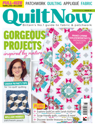 Quilt Now ISSUE61