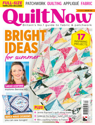 Quilt Now ISSUE62