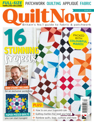Quilt Now ISSUE63
