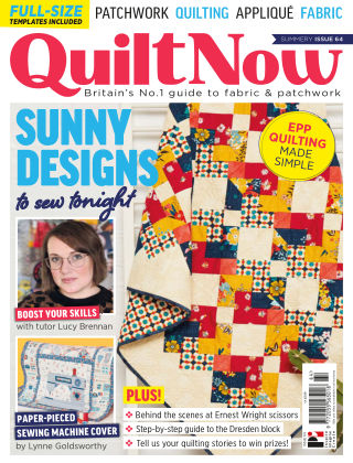 Quilt Now ISSUE64