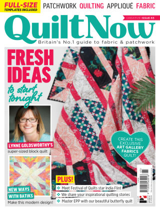 Quilt Now ISSUE65