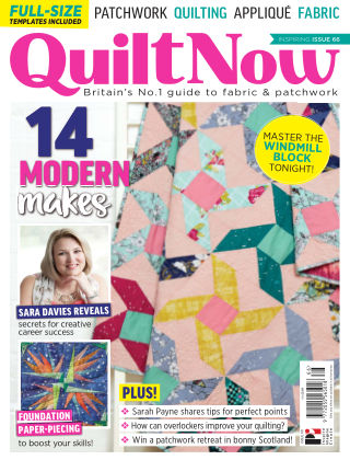 Quilt Now ISSUE66