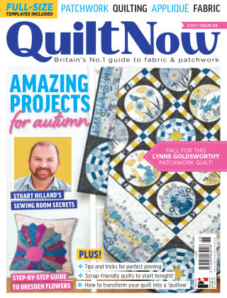 Quilt Now ISSUE68