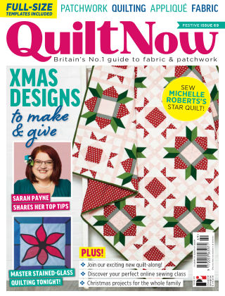 Quilt Now ISSUE69