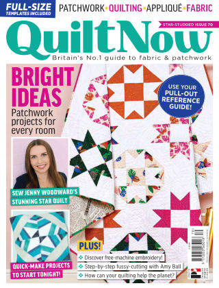 Quilt Now ISSUE70