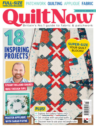 Quilt Now ISSUE 73