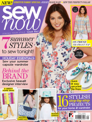 Sew Now Issue 9