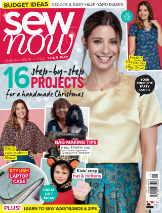 Sew Now Issue 15