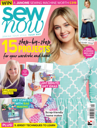 Sew Now Issue 16