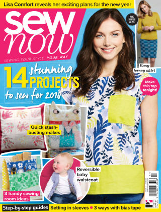 Sew Now Issue 17