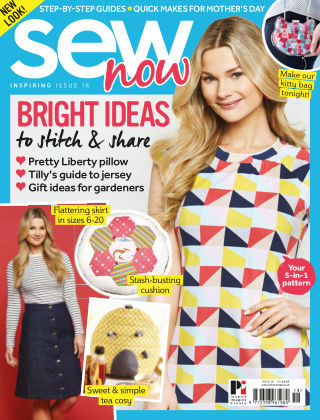 Sew Now Issue 18