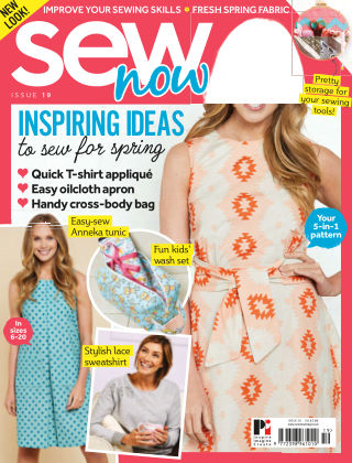 Sew Now Issue 19