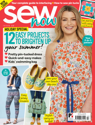 Sew Now Issue 22