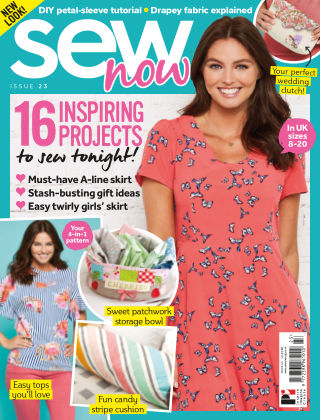 Sew Now Issue 23