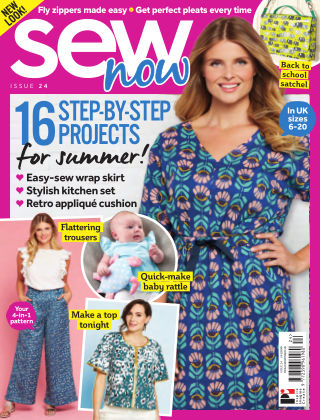 Sew Now ISSUE24