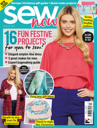 Sew Now ISSUE27