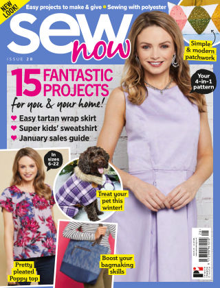 Sew Now ISSUE28