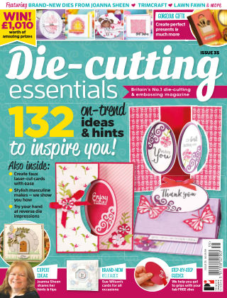 Die Cutting Essentials Issue 35