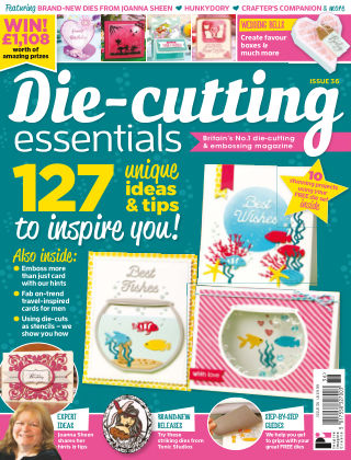Die Cutting Essentials Issue 36