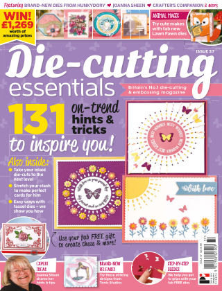 Die Cutting Essentials Issue 37