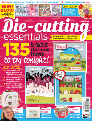 Die Cutting Essentials Issue 39