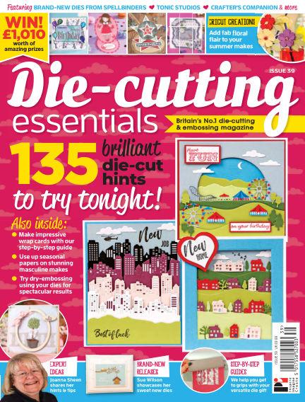 Die Cutting Essentials June 21, 2018 00:00