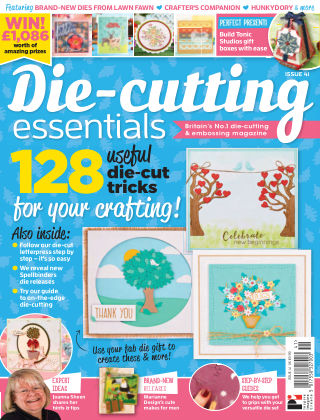 Die Cutting Essentials ISSUE41