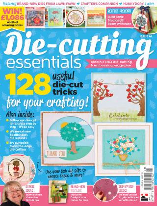 Die Cutting Essentials ISSUE41