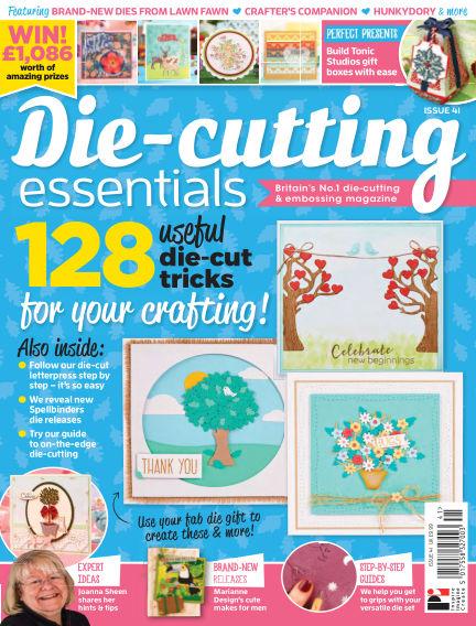 Die Cutting Essentials August 16, 2018 00:00